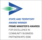 Prime Minister's Award for Excellence in Community Business Partnerships